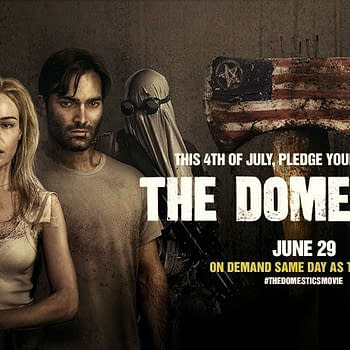 Tyler Hoechlin Goes Mad Max in Exclusive Clip from The Domestics