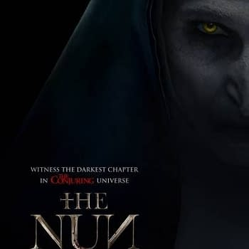 First Trailer for The Conjuring Spinoff The Nun Looks Pretty Creepy