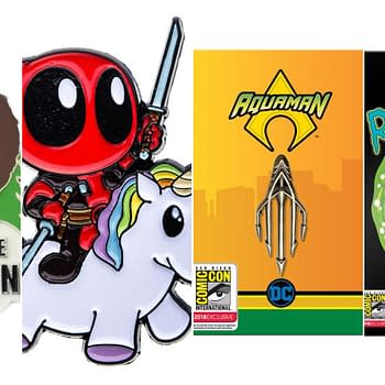 Toynk Toys Bring Deadpool Rick and Morty Cuphead Star Wars and More to SDCC