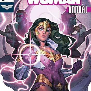Wonder Woman Annual #2 Review: Sometimes All You Need is a Good Annual