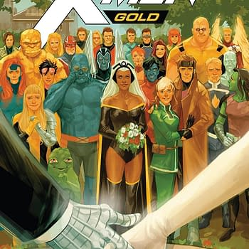 X-Men: Gold #30 Review &#8211 The Wedding Issue