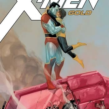 X-ual Healing: Aesthetic Differentiation or How Colossus Got His Grooves Back in X-Men Gold #29