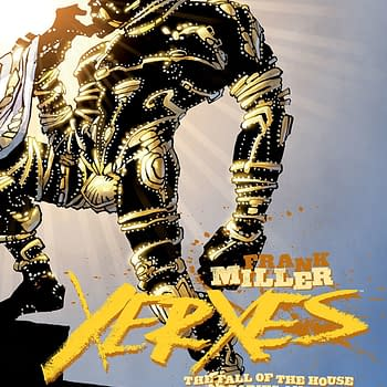 Xerxes #3 Review: Better but Its Still Not Good