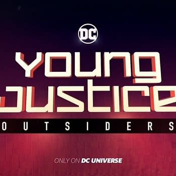 DC Universe Announces the Premiere Date for Young Justice: Outsiders