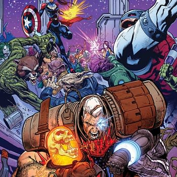 Donny Cates Introduces Juggerduck to Cosmic Ghost Rider &#8211 #WhoGetsWarped