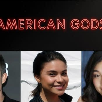American Gods Adds Dean Winters and Devery Jacobs; Kahyun Kim Is New Media