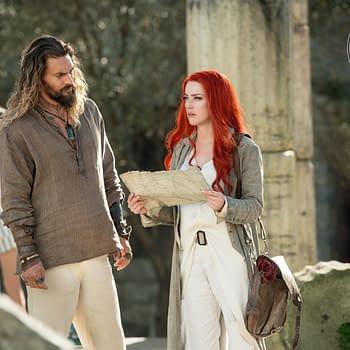Aquaman: Amber Heard Talks Meras Powers Not Being a Damsel in Distress