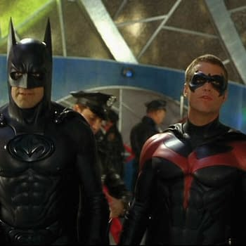 Happy Birthday Batman From ALL Your Friends &#038 Family&#8230 at Warner Bros. [VIDEO]