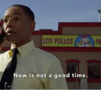 Better Call Saul Season 4 Teaser: Gus Fring Really Cant Talk Right Now