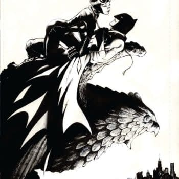 Greg Capullo's Page for Batman #50, as Jim Lee's Pencils Get a 1:100 Cover