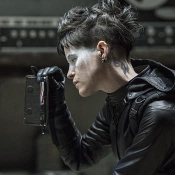 Claire Foy Talks a Different Lisbeth Salander for Girl in the Spiders Web