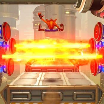 Crash Bandicoot N. Sane Trilogy Adds a New Level in 'Future Tense' DLC