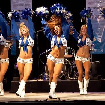 Former Cheerleader Sues Dallas Cowboys Claims Pay was a Third of Mascots