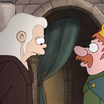 Disenchantment: Netflix Releases Teaser for Matt Groening's New Animated Series