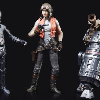 Doctor Aphra and Her Droids Come to SDCC as an Exclusive from Hasbro