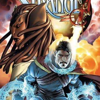 Advance Review: Doctor Strange #1 Is a Mid-Life Crisis Between Swamp Thing and Planet Hulk