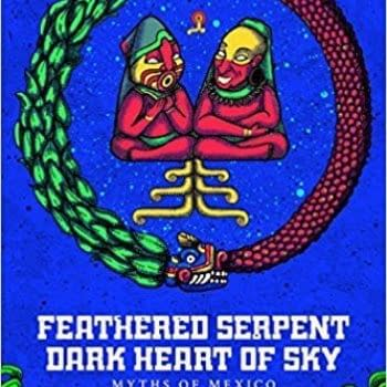 David Bowles Myths of Mexico: Feathered Serpent, Dark Heart of Sky