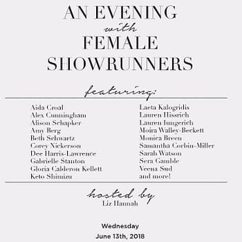 #InclusionAndCocktails: An Evening with Female Showrunners
