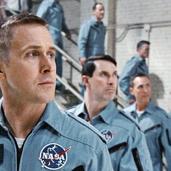 First Look at Ryan Gosling as Neil Armstrong in First Man