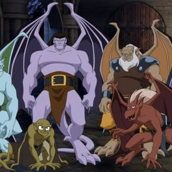Does Jordan Peele Want to Make a 'Gargoyles' Something for Disney?