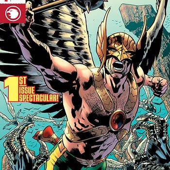 Advance Hawkman #1 Review: The Winged Warrior Returns in Excellent Fashion
