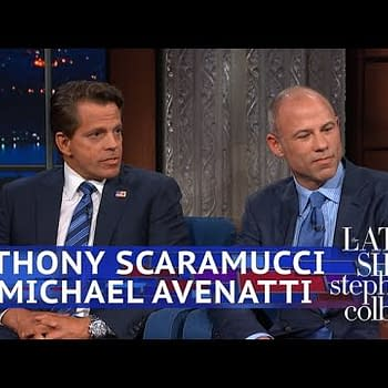 Are Anthony Scaramucci and Michael Avenatti Teaming Up for a Television Show