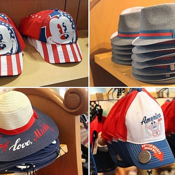 Disney Releases New Americana Collection for Your Summer Cookouts