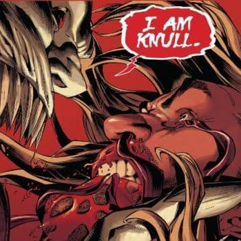 Venom #3 knull