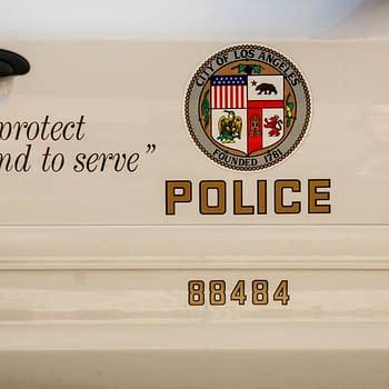 Stan Lee Associate Keya Morgan Arrested Today in Hollywood