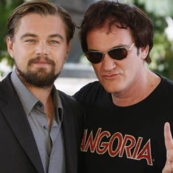 Leonardo DiCaprio Shares First Look at 'Once Upon a Time in Hollywood'