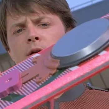 Marty McFlys BTTF II Hoverboard Sells for $28K