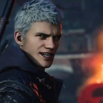 Capcom Brings Back Hideaki Itsuno for Devil May Cry 5