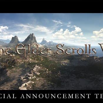 Bethesda Teases Elder Scrolls VI in Pre-Production