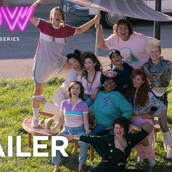 Netflix Drops Trailer for GLOW: Season 2