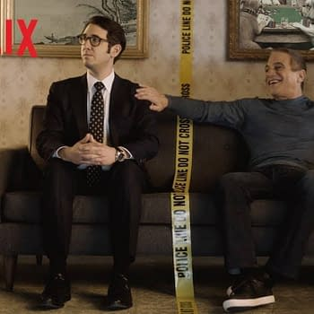 Netflixs Teaser for Josh Groban Tony Danza Dramedy Series The Good Cop Released on Good Behavior