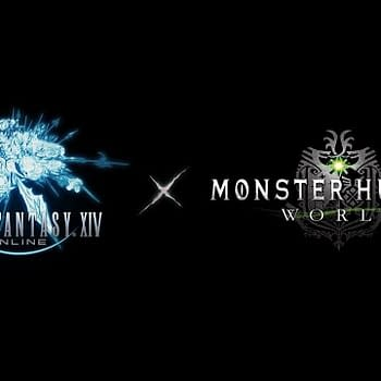 Final Fantasy XIV is Getting a Monster Hunter World Crossover This Summer