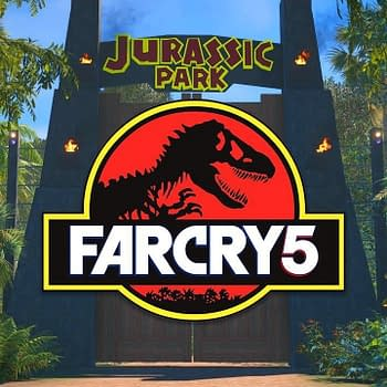 Someone Recreated Jurassic Park Using Far Cry 5s Map Editor