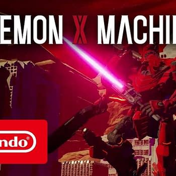 New Mech Title Daemon X Machina Blasts into Nintendo E3 2018 With Hilariously Hardcore Soundtrack