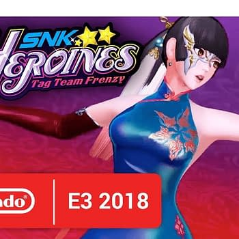 SNK Heroines Luong and Mian Got a Switch E3 Trailer