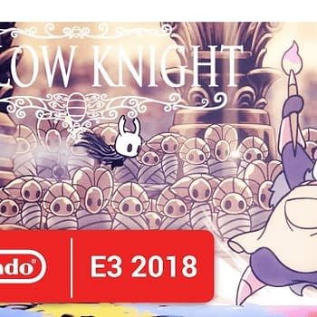 Hollow Knight Hits Nintendo Switch Today from Nintendo E3 2018 Presentation