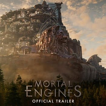 New Trailer and Poster for Mortal Engines Debuts