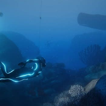 E-Line Media Announces Underwater Exploration Game Beyond Blue