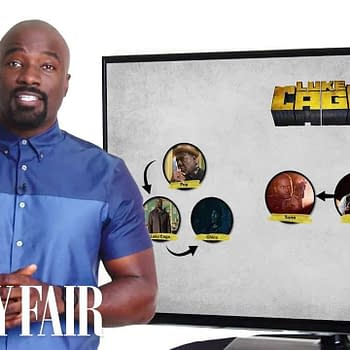 Mike Colter Recaps Marvels Luke Cage Season 1 in 10 Minutes