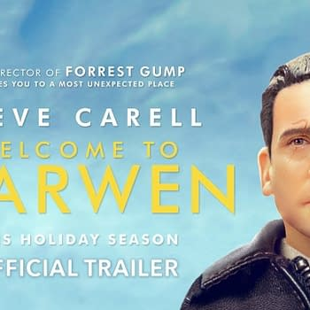 Welcome to Marwen is a Very Different Steve Carell Movie