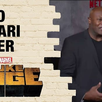 Cheo Hodari Coker was Nervous at the Marvels Luke Cage Season 2 Premiere