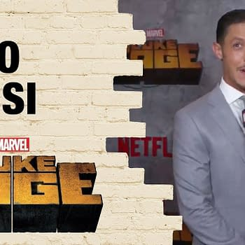 Theo Rossi on How There is Nothing Else Like Marvels Luke Cage on Television