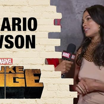 Rosario Dawson on Exploring if Claire Temple is Really Helping