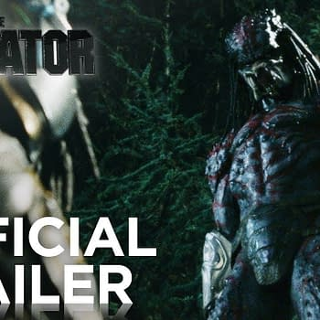 The Hunt Has Brutally Evolved in New The Predator Red Band Trailer Poster
