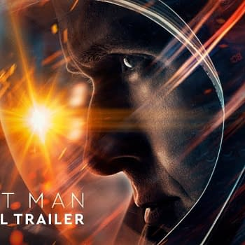 First Trailer and Poster for First Man Detail a Dangerous Mission