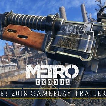 New Gameplay Trailer for Metro Exodus Shown at #E32018